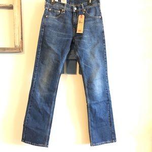 Men's Levi's 527 slim bootcut size 30/34